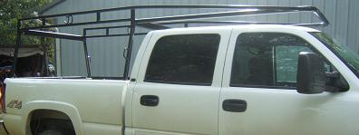 Ladder Rack for Extended Cab